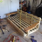 How To Make A Porch Swing Bed