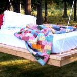 Outdoor Hanging Bed Swing
