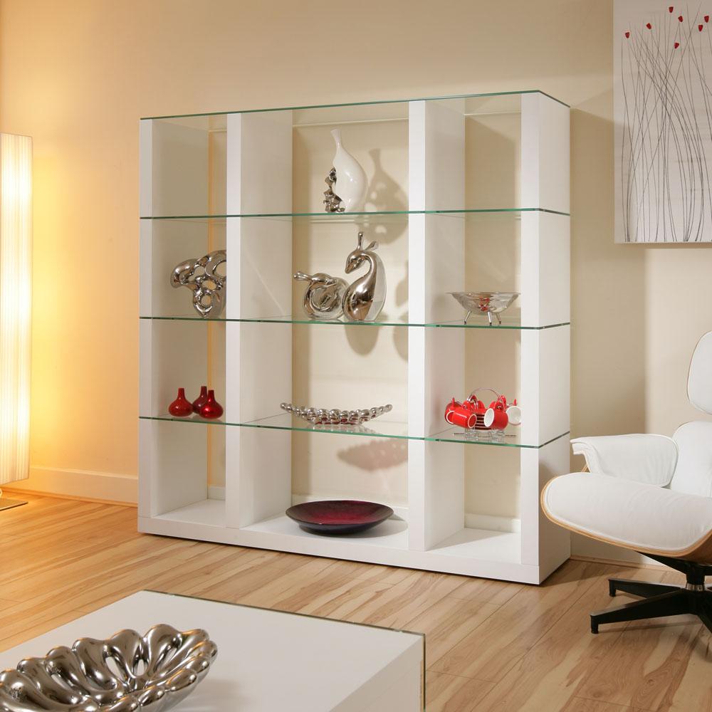 Acrylic Floating Shelves