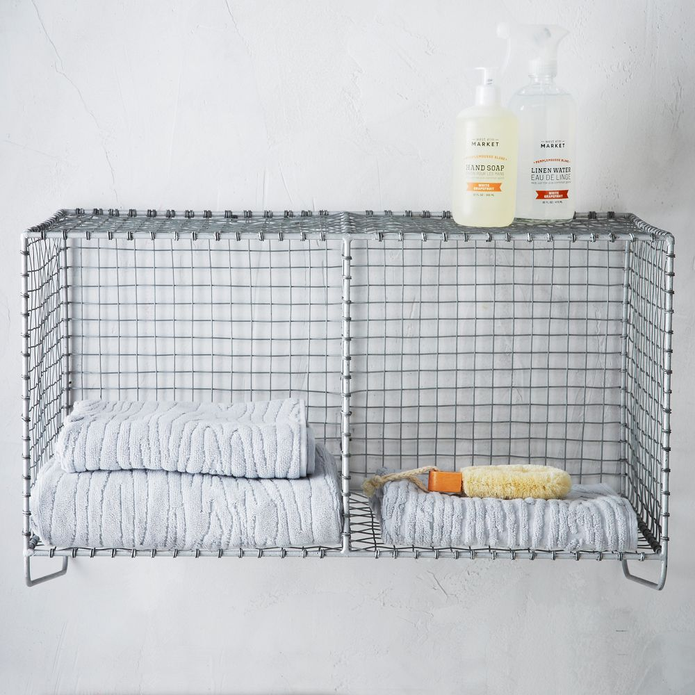 Hanging Wire Shelves