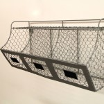 Wire Basket Shelves
