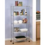 Wire Pantry Shelving