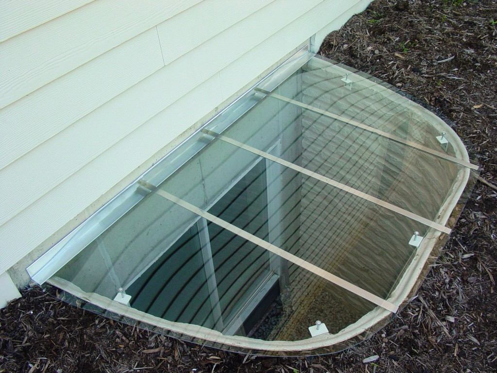 Anderson Window Well Covers