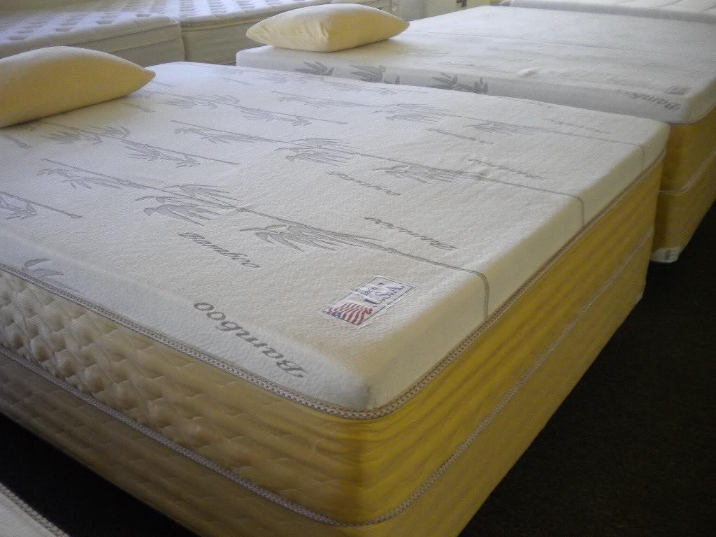 Bamboo Memory Foam Mattress Decor Ideasdecor Ideas