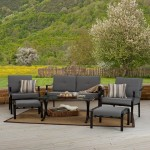Iron Patio Furniture Sets