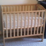 What Is The Size Of A Crib Mattress