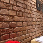 Fake Brick Wall Covering