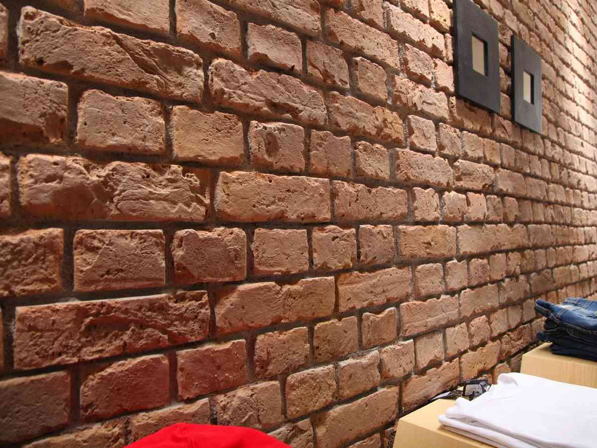 Fake Brick Wall Covering Decor Ideasdecor Ideas