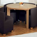 Folding Dining Table And Chairs Set
