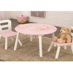Kidkraft Avalon Table And Chair Set Honey 26641