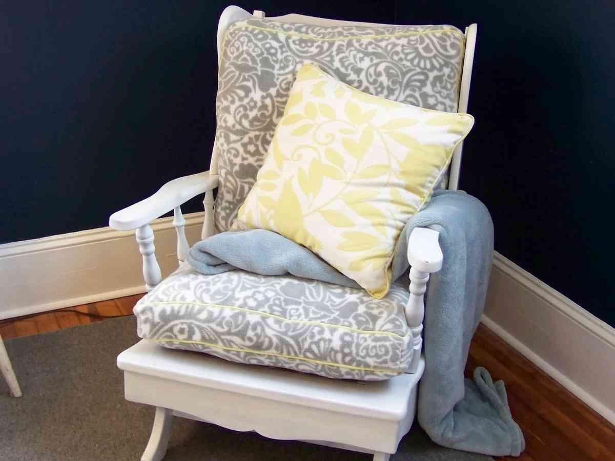 Rocking Chair Cushion Sets For Nursery Decor Ideasdecor