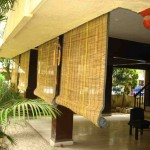 Bamboo Patio Blinds