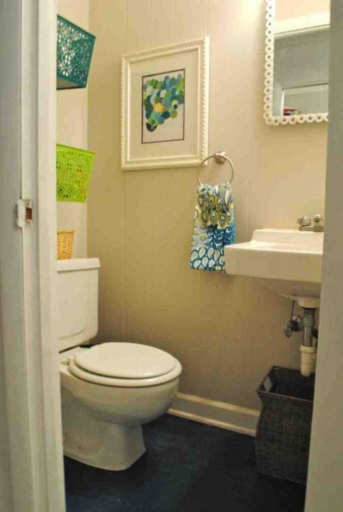 Bathroom Wall Decorating Ideas Small Bathrooms