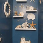 Beach Wall Decor for Bathroom
