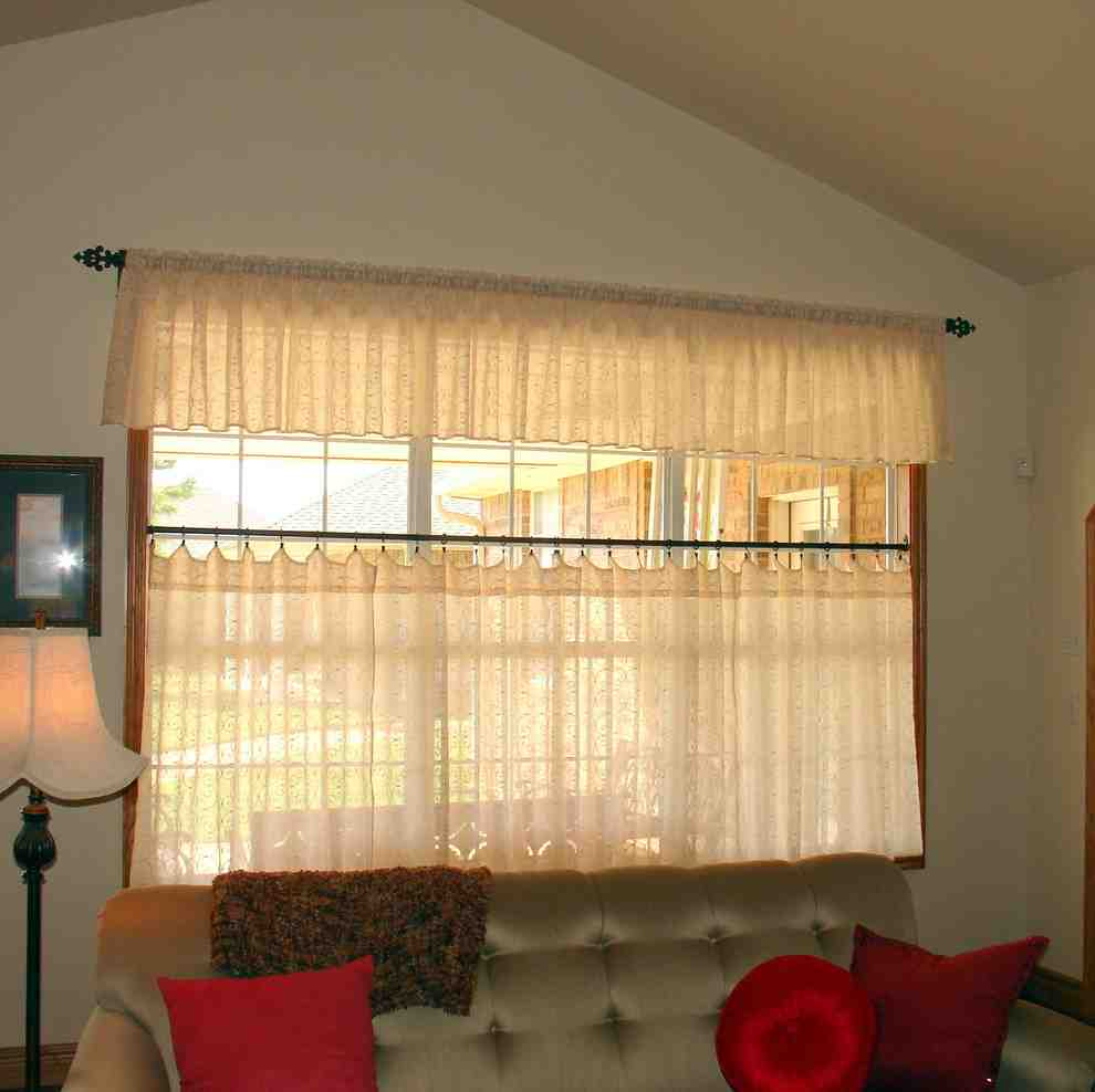 Cafe Curtains for Living Room