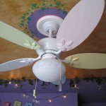 Ceiling Fan with Chandelier Light