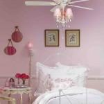 Chandelier with Ceiling Fan