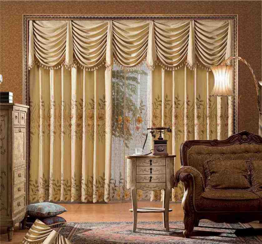 Cheap Curtains for Living Room