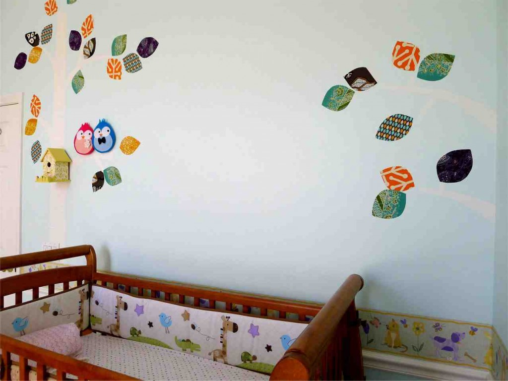 Diy Nursery Wall Decor