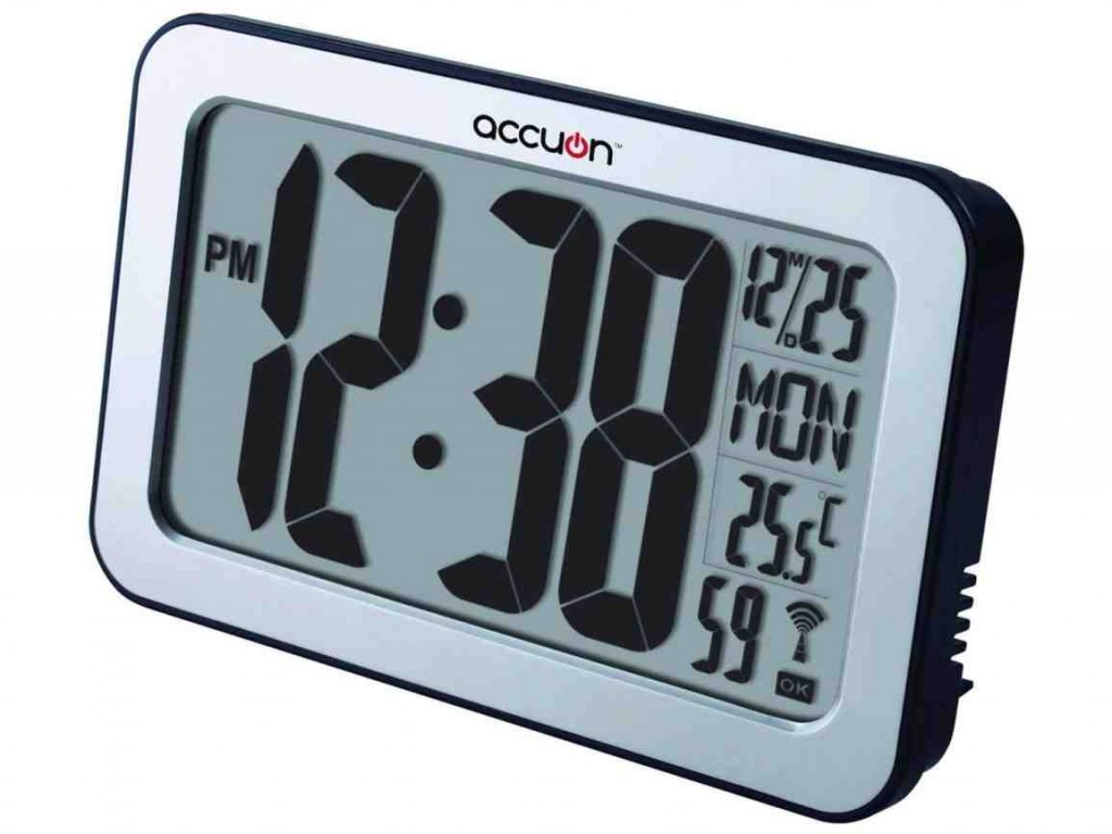 Extra Large Digital Wall Clock