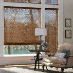 Faux Bamboo Blinds
