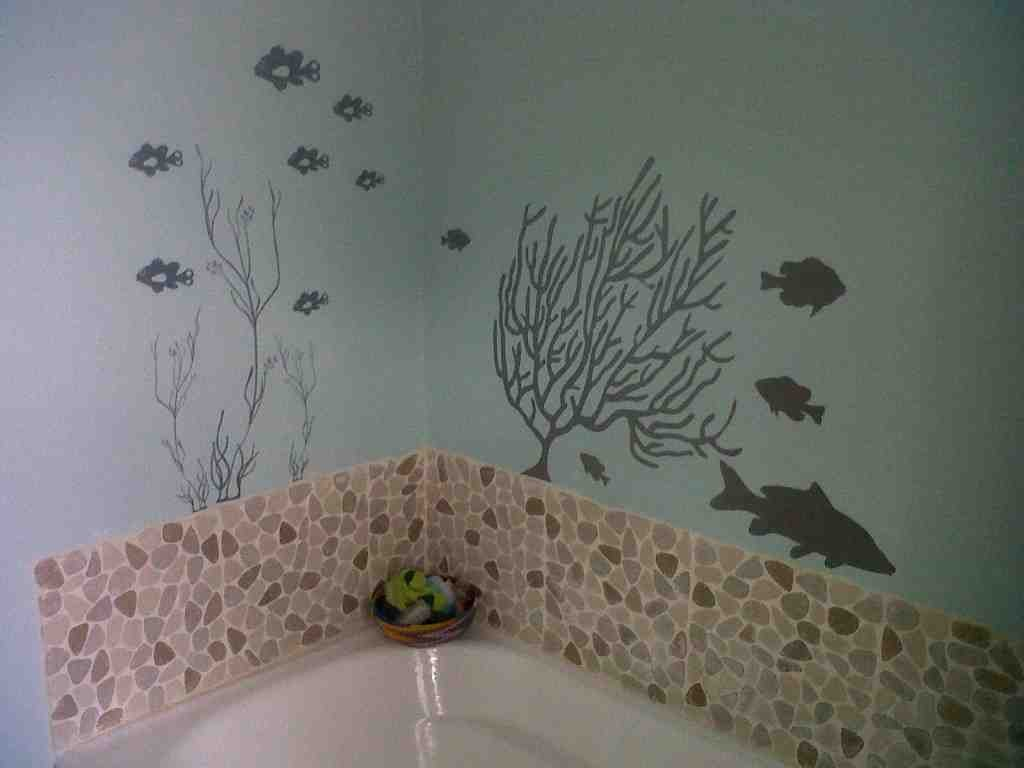 Funny Bathroom Wall Decor