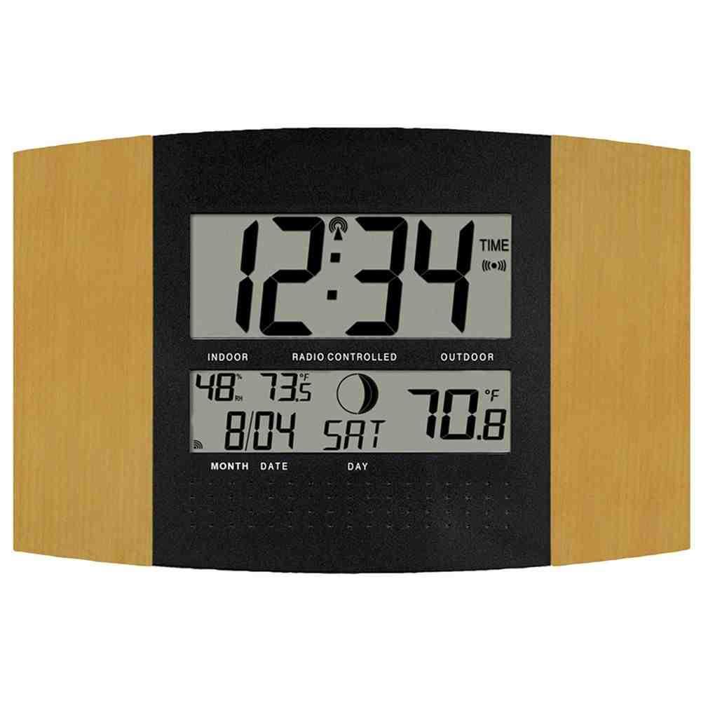 La Crosse Digital Wall Clock