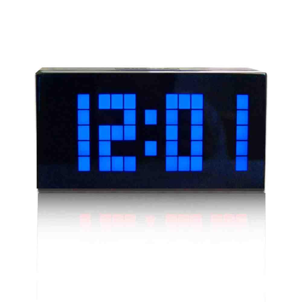 Large Number Digital Wall Clock