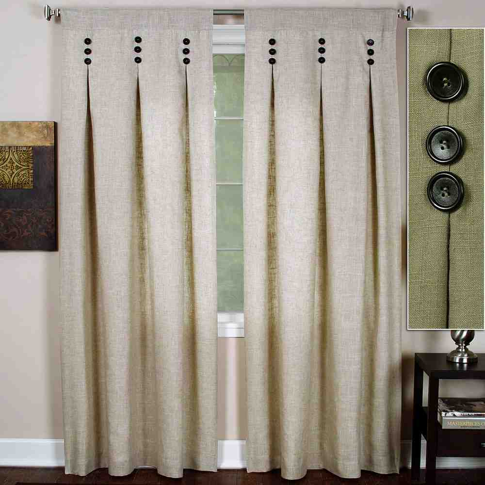 Living Room Curtain Panels