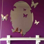Mirror Wall Stickers Decor