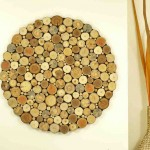 Round Wall Art Decor