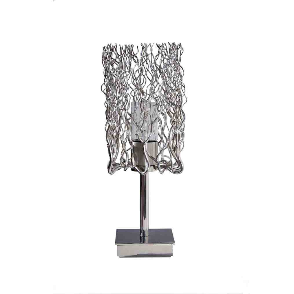 Small Chandelier Table Lamp