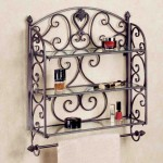 Tuscan Wrought Iron Wall Decor