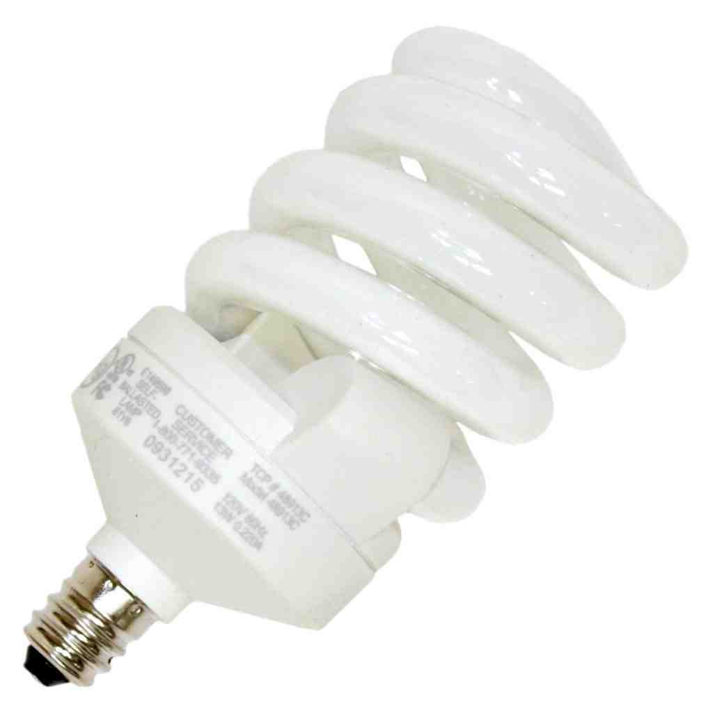 60 Watt CFL Candelabra Bulbs