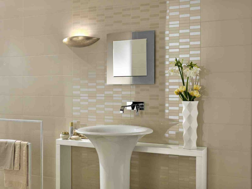 Bathroom Wall Coverings