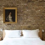 Brick Wall Decorating Ideas