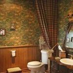 Camouflage Bathroom Decor