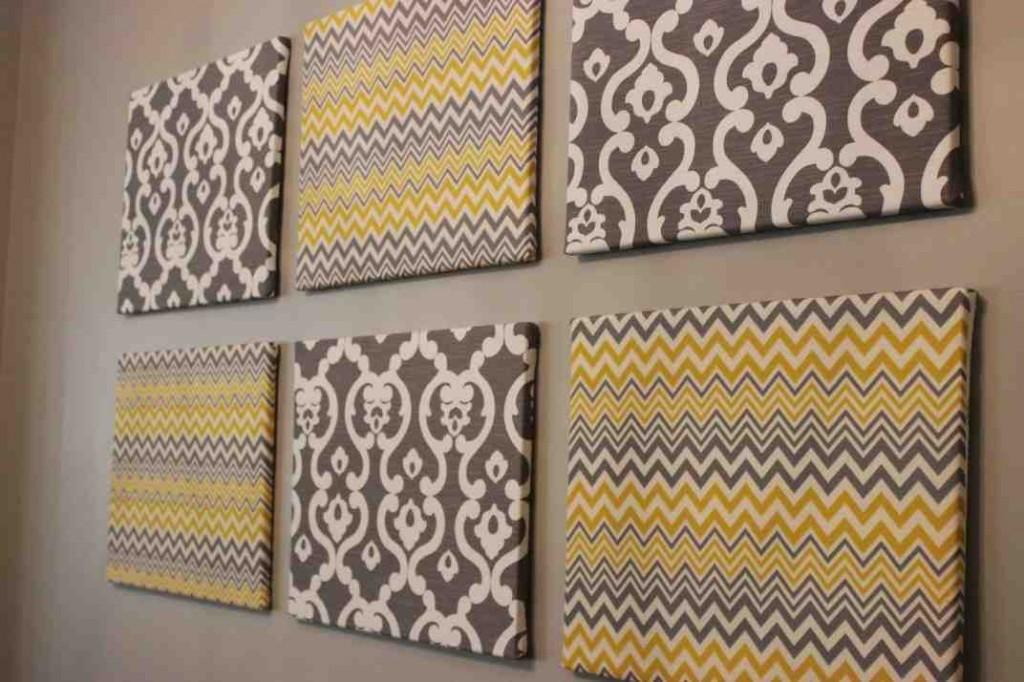 Canvas Wall Decor Ideas