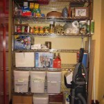 Commercial Pantry Shelves