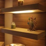 Custom Floating Wall Shelves