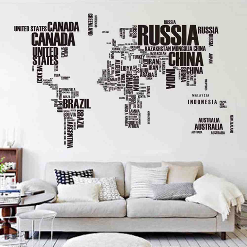 Decorative Wall Decals Removable
