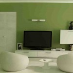 Green Paint Colors for Living Room