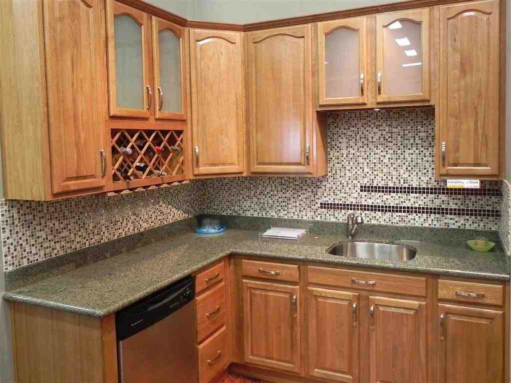 Honey Oak Kitchen Cabinets