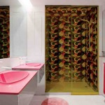 Hot Pink Bathroom Decor