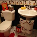 Mickey Mouse Clubhouse Bathroom Decor