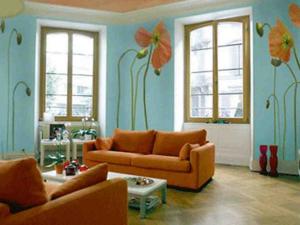 Paint Combinations for Living Room