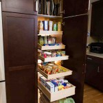 Pantry Cabinet Slide Out Shelves