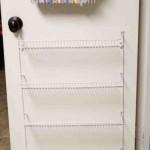 Pantry Door Shelves