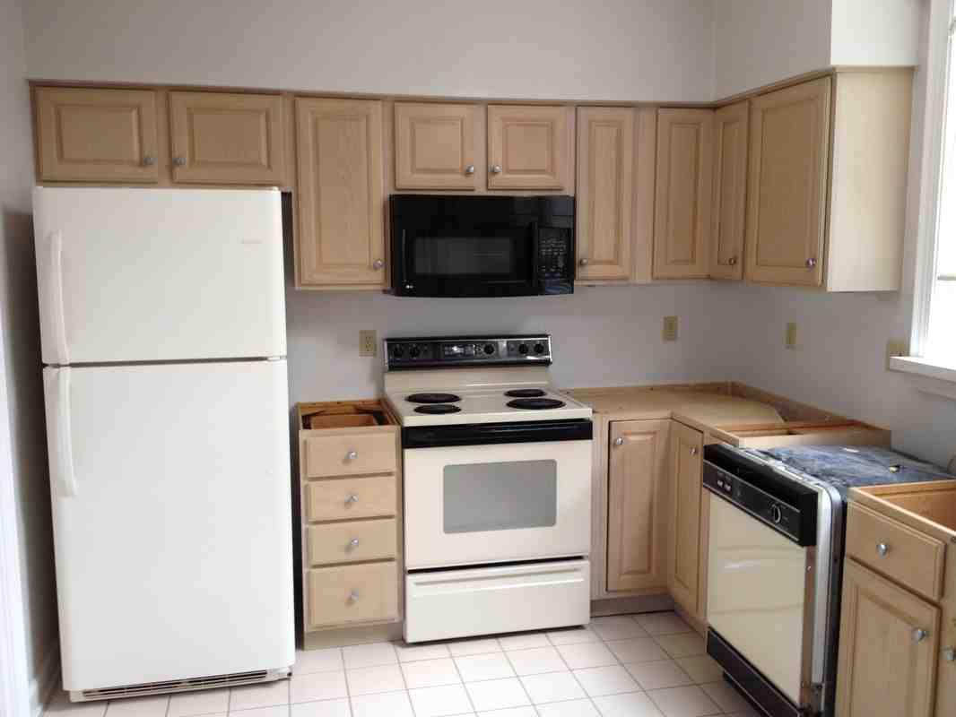 Pickled Oak Kitchen Cabinets Decor Ideasdecor Ideas
