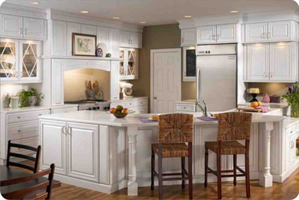 Quarter Sawn White Oak Kitchen Cabinets